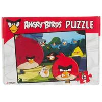 Angry Birds 70 Parça Puzzle