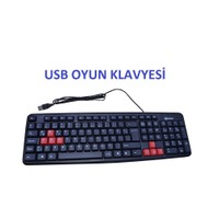 Kerasus Kl-95 Standart Usb Oyun Klavye