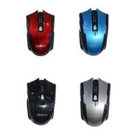 Kerasus Km-120 4 Renk Kablosuz Usb Mouse