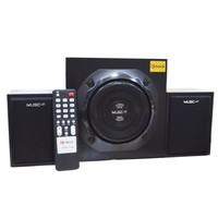 Kerasus Kr-840 Bluetooth Fm Usb Sd Kumandalı 2+1 Speaker