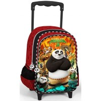 Yaygan Kung-Fu Panda Çekçek Okul Çanta 83004