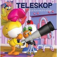 Limon İle Zeytin Teleskop: Çizgi Film Hikayeleri