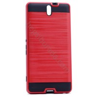 Case 4U Sony Xperia C5 Ultra Verus Korumalı Kapak Kırmızı