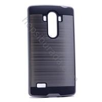 Case 4U LG G4 Beat Verus Korumalı Kapak Koyu Gri