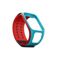 Tomtom Watch Strap L Blue - Red (L)