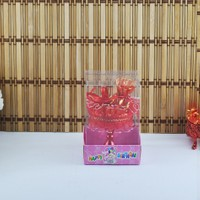 Tahtakale Toptancısı Karton Tabanlı Asetat Kutu Happy Birthday 7 x 7 x 11 (50 Adet)