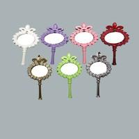 Tahtakale Toptancısı Ayna Çiçekli Plastik (25 Adet)