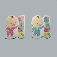 Tahtakale Toptancısı Sticker Gırl Ve Boy Küplü Karton (50 Adet)