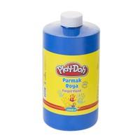 Play-Doh Parmak Boya 1 Lt Mavi PLAY-PR020