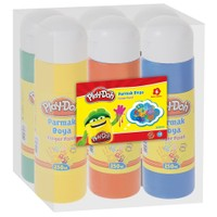 Play-Doh Parmak Boya 6X250 Ml Shrink PLAY-PR035