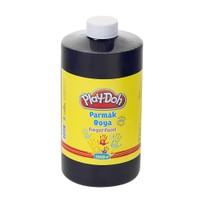Play-Doh Parmak Boya 1 Lt Siyah PLAY-PR025