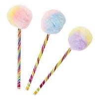 Bensia Candy Pompom Başl.K.Kalem 24'Lü BS-KLM006