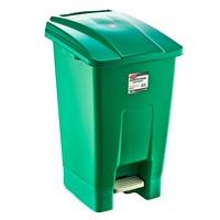 Arslan Plastik Çöp Konteyneri Pedallı 70 Lt-Tekerleksiz