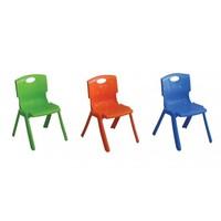 Arslan Plastik Asos Çocuk Sandalyesi Plastik Kırmızı
