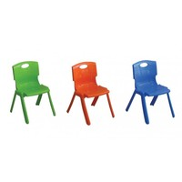 Arslan Plastik Asos Çocuk Sandalyesi Plastik 3 Adet