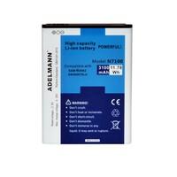 Adelmann Samsung Galaxy Note 2 Batarya