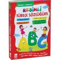 Renkli Resimli Türkçe Sözlüğüm Tdk Uyumlu (Örnek Cümleli)