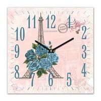 Clockmaker By Cadran 30x30 Mdf Duvar Saati CMM286