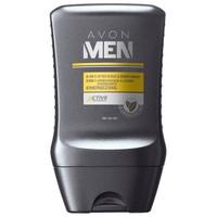Avon Men Energizing 2'si 1 Arada Tıraş Sonrası Losyonu & Nemlendirici - 100ml