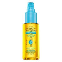 AT Tüm Saç Tipleri için Fas Argan Yağı İçeren Durulanmayan Saç Serumu-30ml