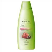 Avon Naturals Herbal Frenk Üzümü ve Kırmızı Yonca Özlü 2'si 1 Arada Şampuan & Saç Kremi - 700ml