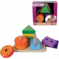 Eıchhorn Renkli Geometrik Şekiller