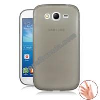 Teknomeg Samsung Galaxy Grand Duos Füme Silikon Kılıf
