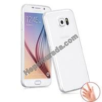 Teknomeg Samsung Galaxy S6 Şeffaf Silikon Kılıf