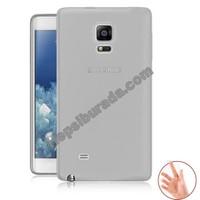 Teknomeg Samsung Galaxy Note Edge Şeffaf Silikon Kılıf