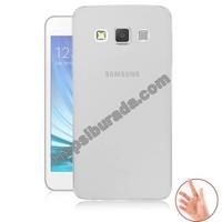 Teknomeg Samsung Galaxy A5 Şeffaf Silikon Kılıf