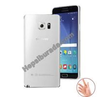 Teknomeg Samsung Galaxy Note 5 Şeffaf Silikon Kılıf