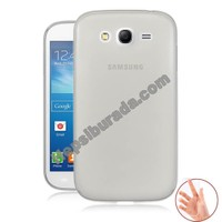 Teknomeg Samsung Galaxy Grand Duos Şeffaf Silikon Kılıf