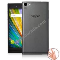 Teknomeg Casper Via V9 Şeffaf Silikon Kılıf