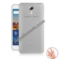 Teknomeg General Mobile Discovery 4G Android One Şeffaf Silikon Kılıf