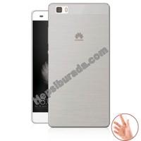Teknomeg Huawei P8 Lite Şeffaf Silikon Kılıf