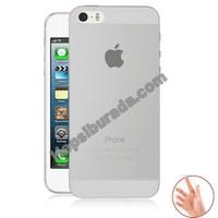 Teknomeg Apple İphone 5S Şeffaf Silikon Kılıf