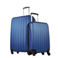Ground 2'Li Valiz Büyük Ve Kabin Boy Bavul Laci 10522