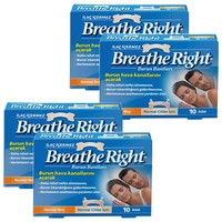 Breathe Right Burun Bandı Normal 10 lu x 4 Adet