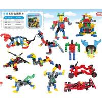 Hepsi Dahice HED Plastik Robot Lego