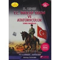 Esen Yayınları 8. Sınıf İnkılap Tarihi Ve Atatürkçülük Soru Bankası