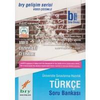Birey Eğitim Yayıncılık B Serisi Orta Düzey Türkçe Soru Bankası - Video Çözümlü