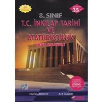 Esen Yayınları 8. Sınıf T.C. İnkılap Tarihi Ve Atatürkçülük Konu Anlatımlı