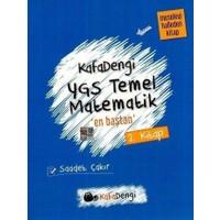 Eksen Yayınları Ygs Kafa Dengi Temel Matematik En Baştan Soru Bankası 2. Kitap