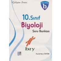 Birey Eğitim Yayıncılık 10. Sınıf Biyoloji Soru Bankası Orta Düzey (B)