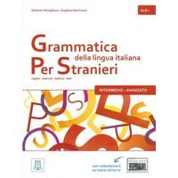 Grammatica Della Lingua İtaliana Per Stranieri B1-B2