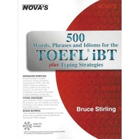 Nova'S 500 Words, Phrases And Idioms For The Toefl İbt +Cd