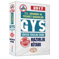 Yediiklim Yayınları Gys 2017 T.C Gümrük Ve Ticaret Bakanlığı Konu Anlatımlı Hazırlık Kitabı