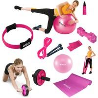 Delta Tristar Ab Slider Pilates Set