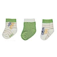 Bebetto S297 Holiday 3'Lü Bebek Çorap