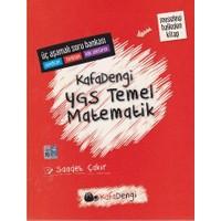 Eksen Yayınları Kafadengi Ygs Temel Matematik Üç Aşamalı Soru Bankası